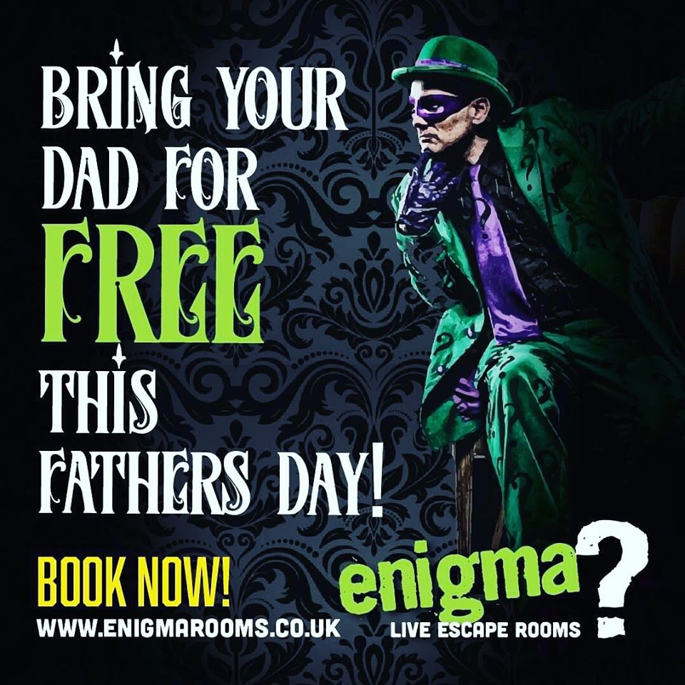 Fathers day offer with special discount code.