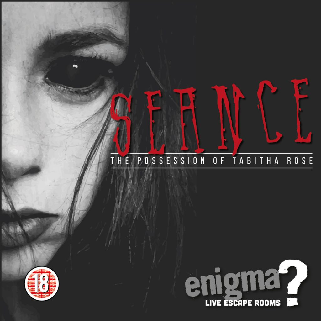 Seance at Enigma Rooms Wakefield