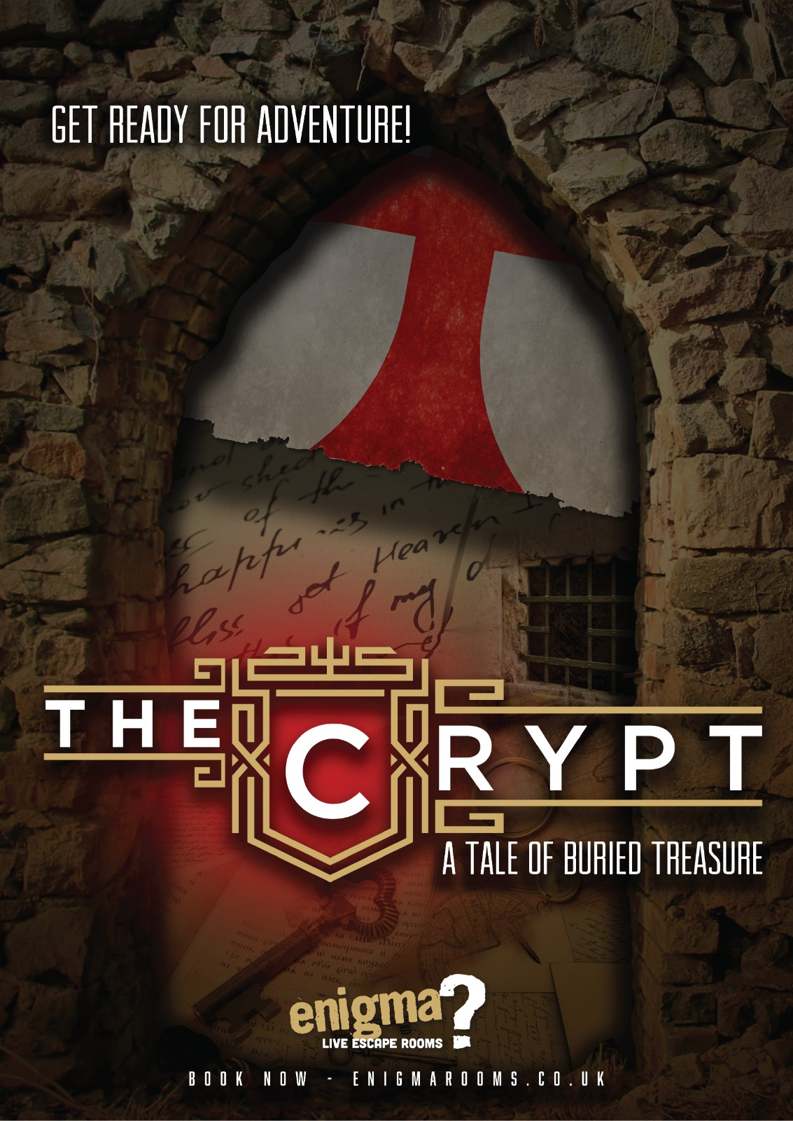 The Crypt Escape Room Lincoln