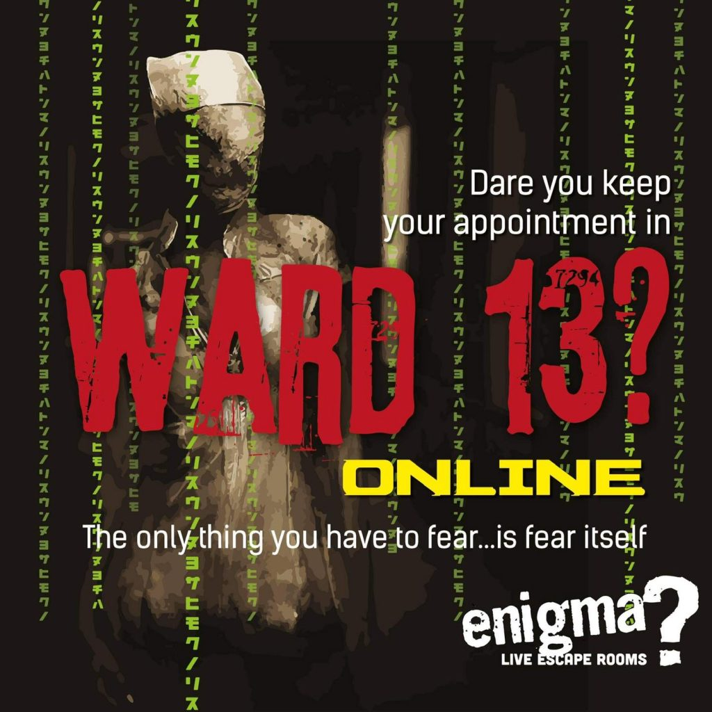 Ward 13 online - play together while you're apart