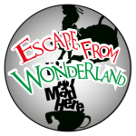 wonderland escape room