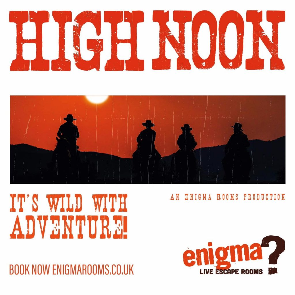 Brand new escape room High noon coming Soon to Skegness
